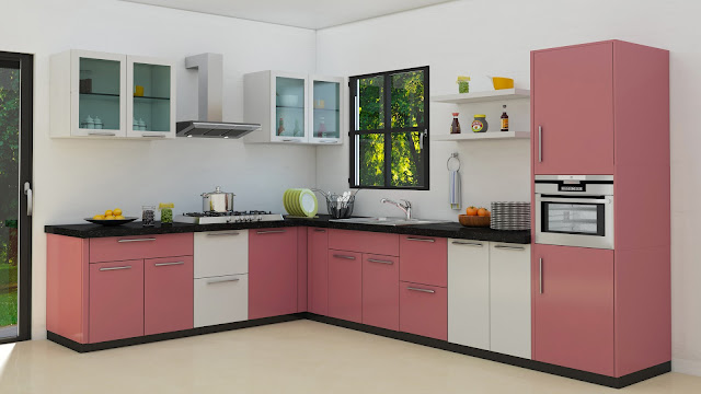 Design Ideas For L Shaped Kitchens Interior Decor Blog