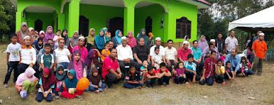 Keluarga Besar Generasi Al Sabirin 72-74