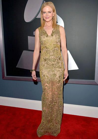 Grammy Ödülleri 2013 Gece Elbiseleri