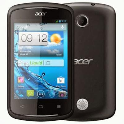 Acer Liquid Z120: Ponsel Android Murah Spesifikasi Mumpuni