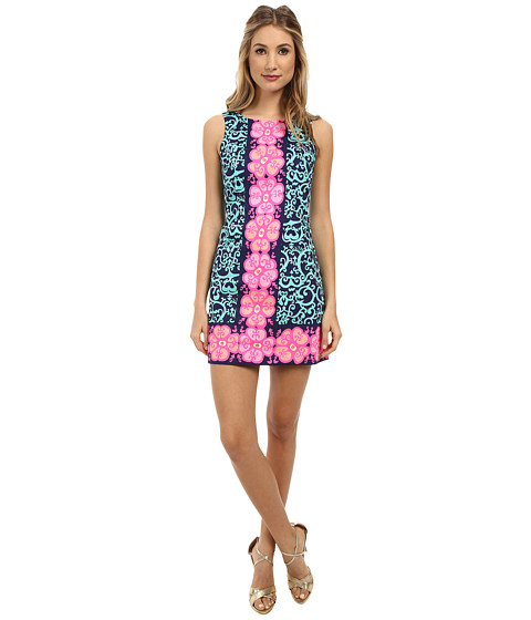 lilly pulitzer delia shift dress 50 percent off on sale
