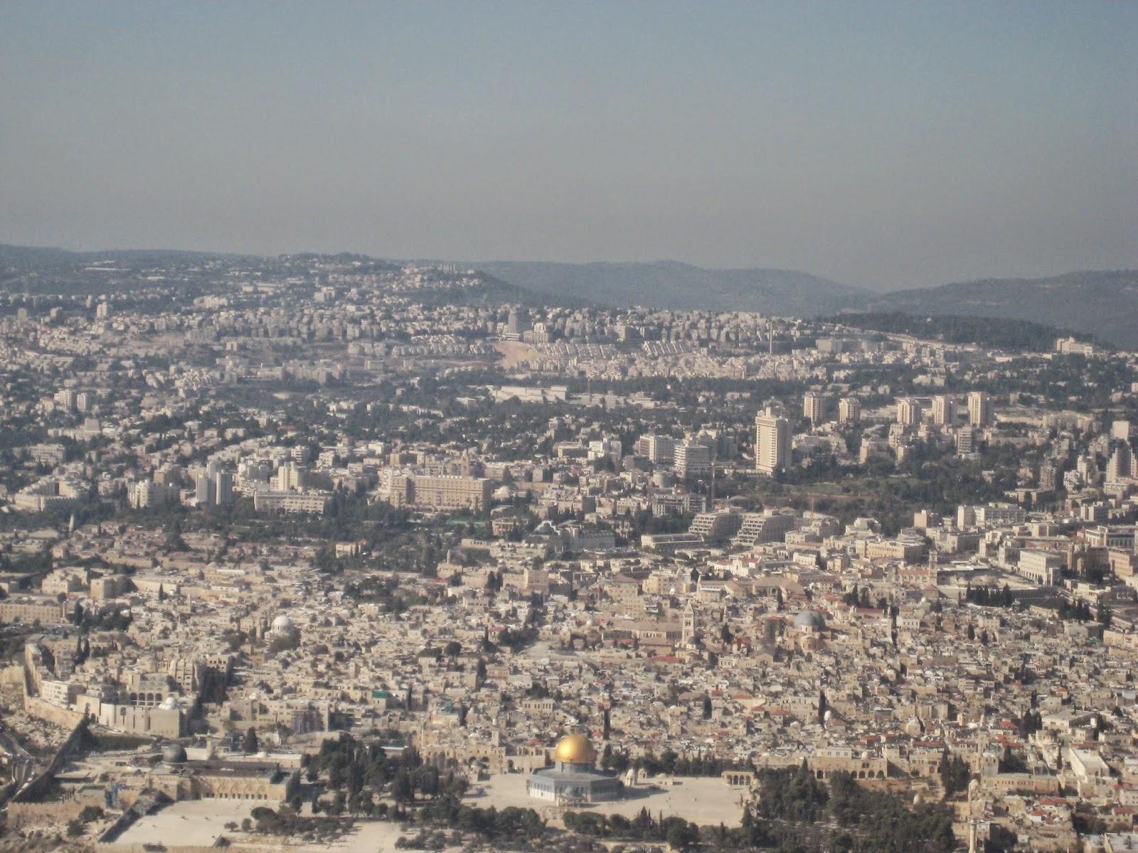 Jerusalem by Bren Carlill