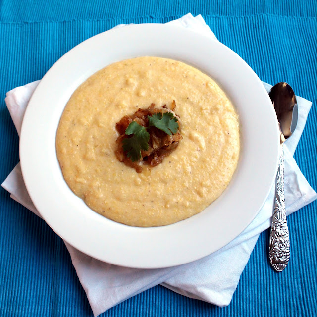wine creamy parmesan grits with rosemary bacon creamy parmesan grits ...