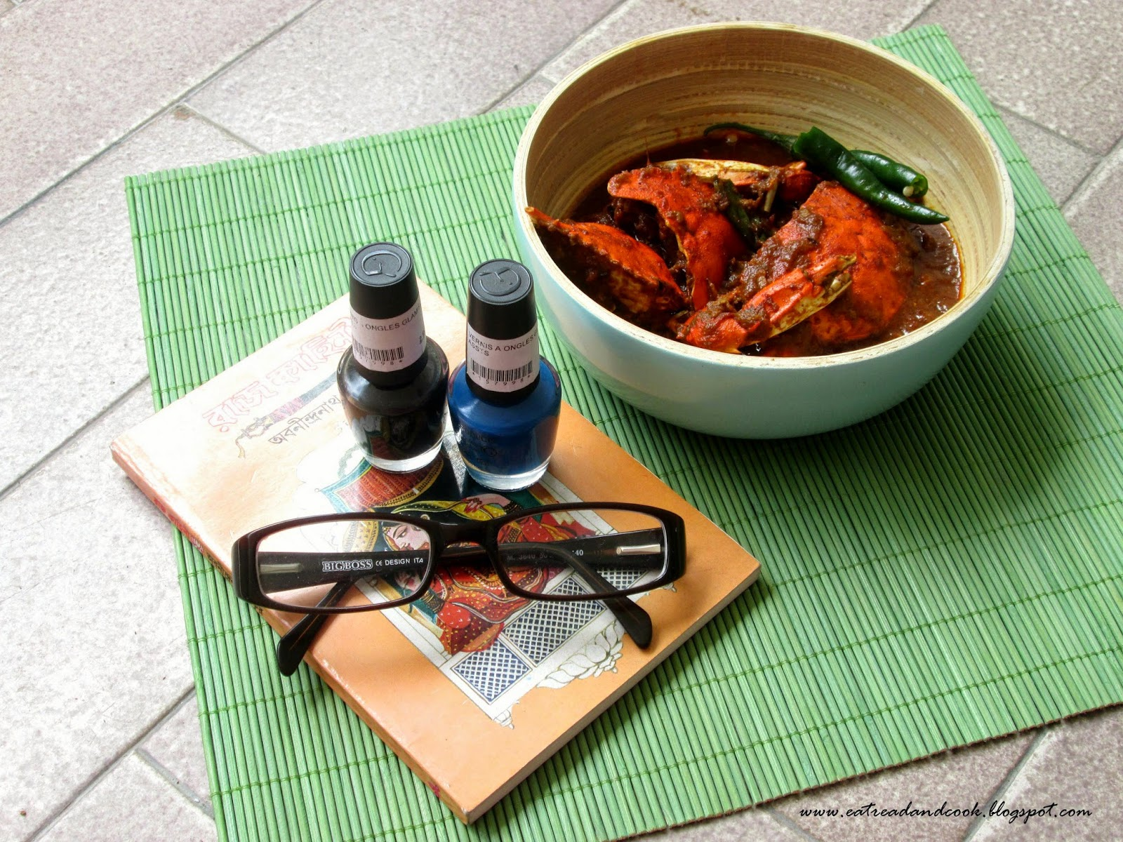 spicy crab curry recipe