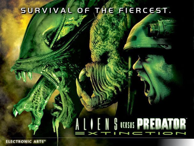 Aliens Vs Predator 2 Game