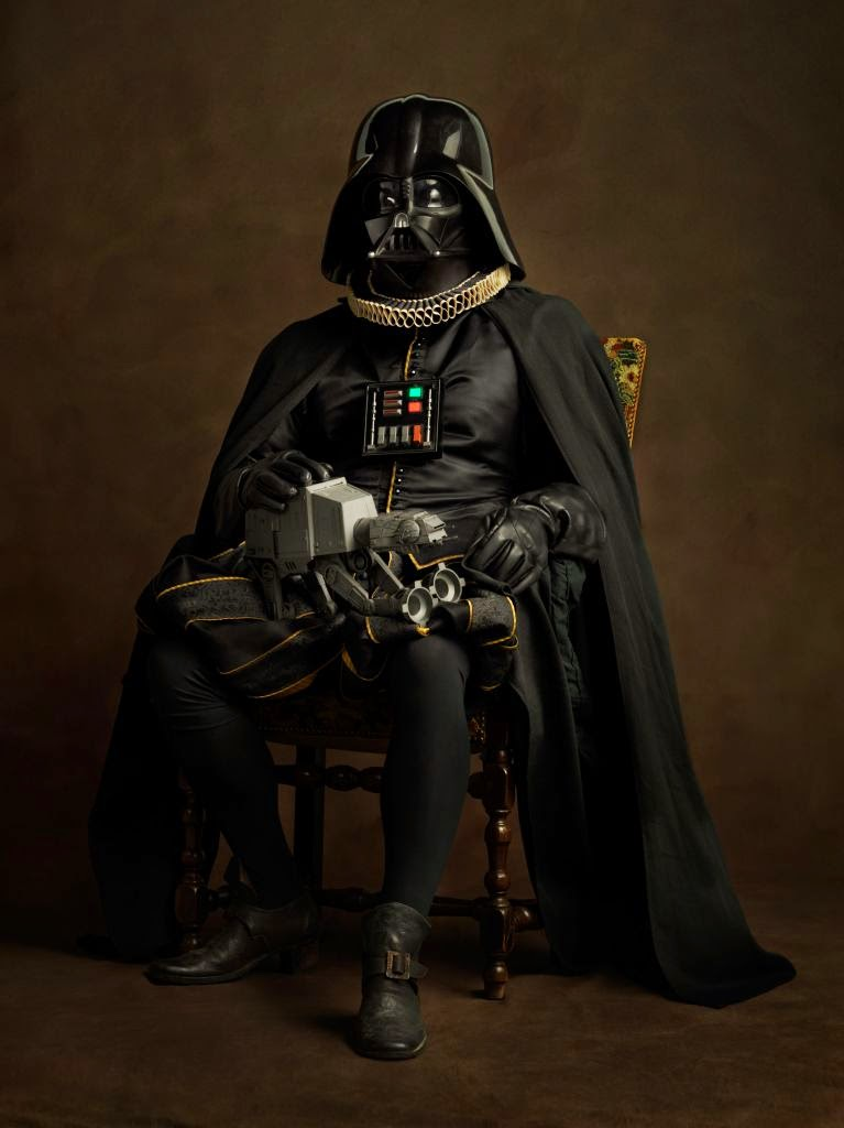 07-Darth-Vader-David-Prowse-Sacha-Goldberger-Superheroes-in-the-1600s-www-designstack-co