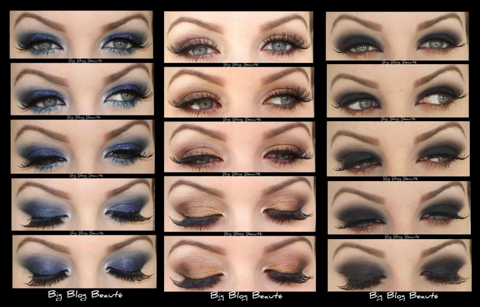 Souvent Maquillage des yeux: choisissez la bonne couleur   Big Blog Beauté QX39