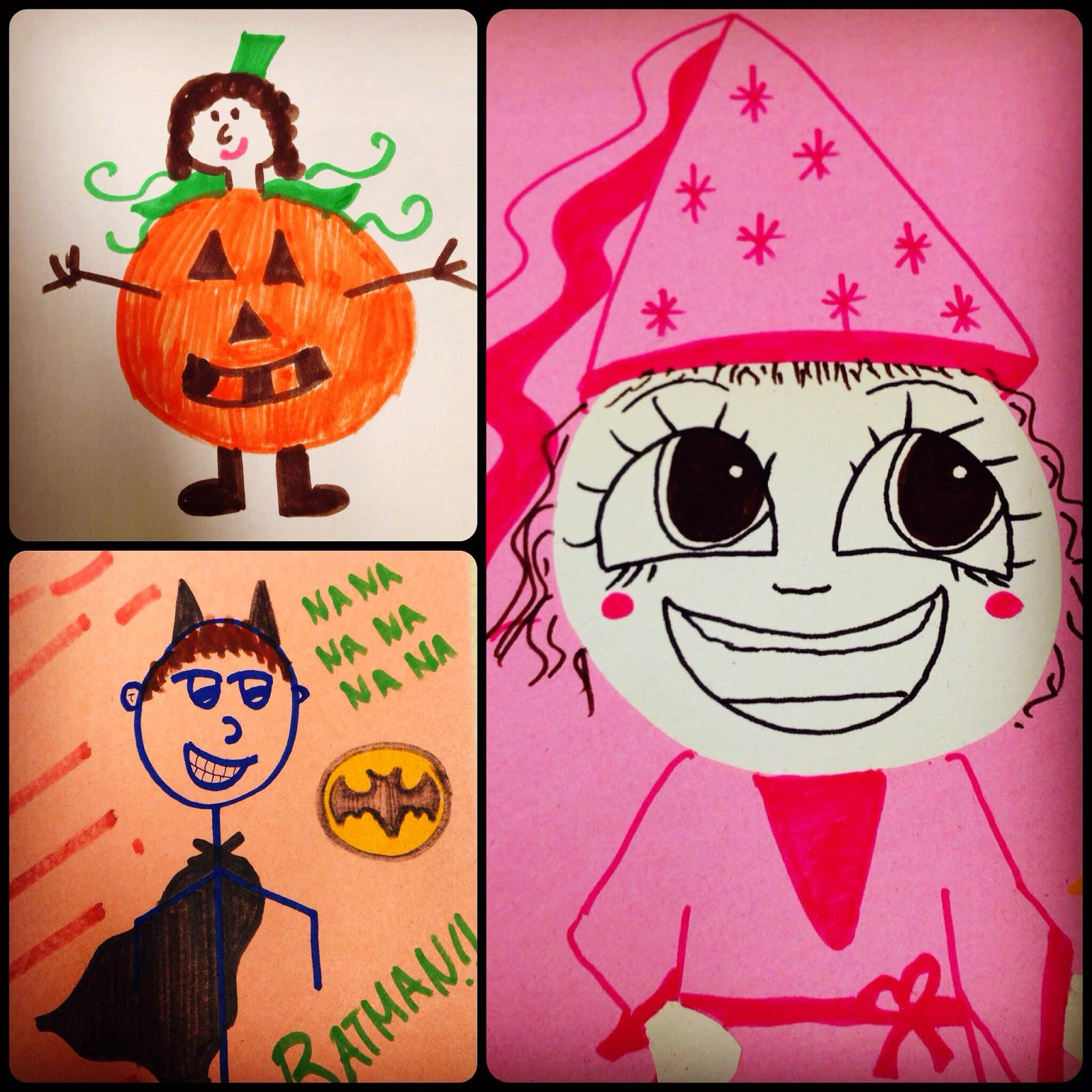 University students: their fave childhood costumes for Halloween
