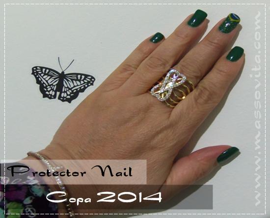 Protector Nail copa 2014