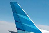 Garuda Indonesia Airlines Wings Logo Nature