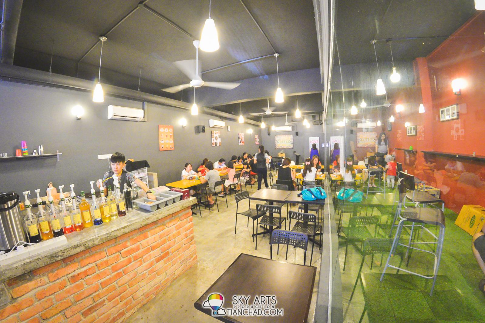 Hop Hop Cafe Rabbit Pet Ss18 Subang Jaya Tianchad.com 2241