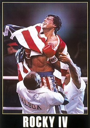 Rocky 4 Blu-Ray Filmes Torrent Download capa