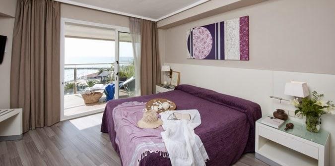Estancia en el Hotel Calipolis de Sitges