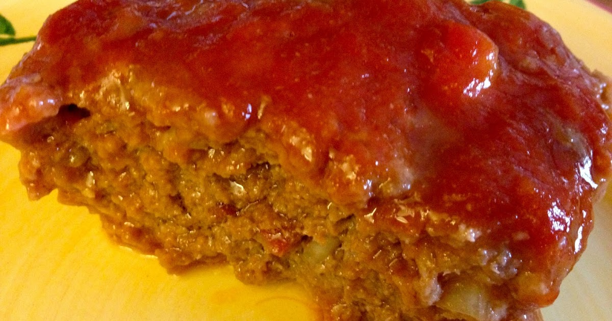 From Pasta to Paleo: Paleo Meatloaf (Extra Meaty!)