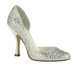 Beautiful Footwear  In Silver