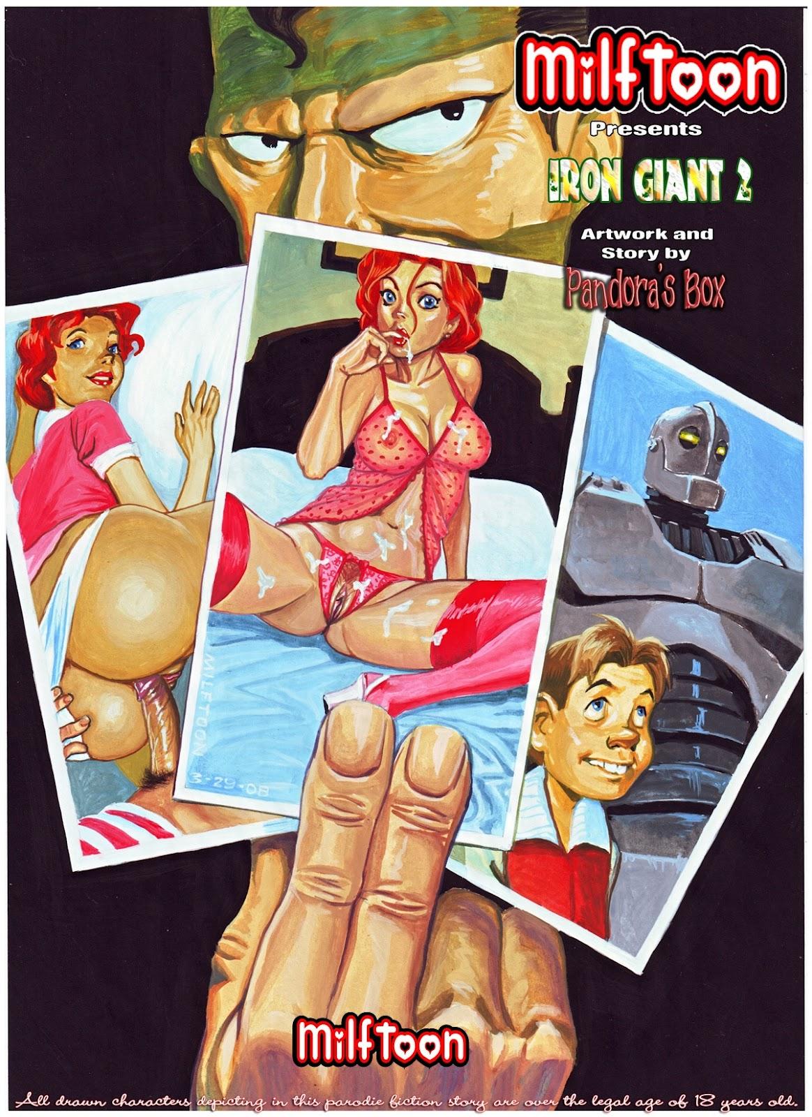 Milf Toon Iron Giant