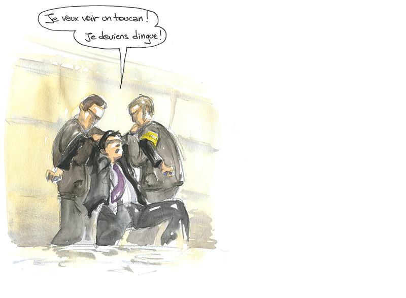 manuel Valls veut voir un toucan