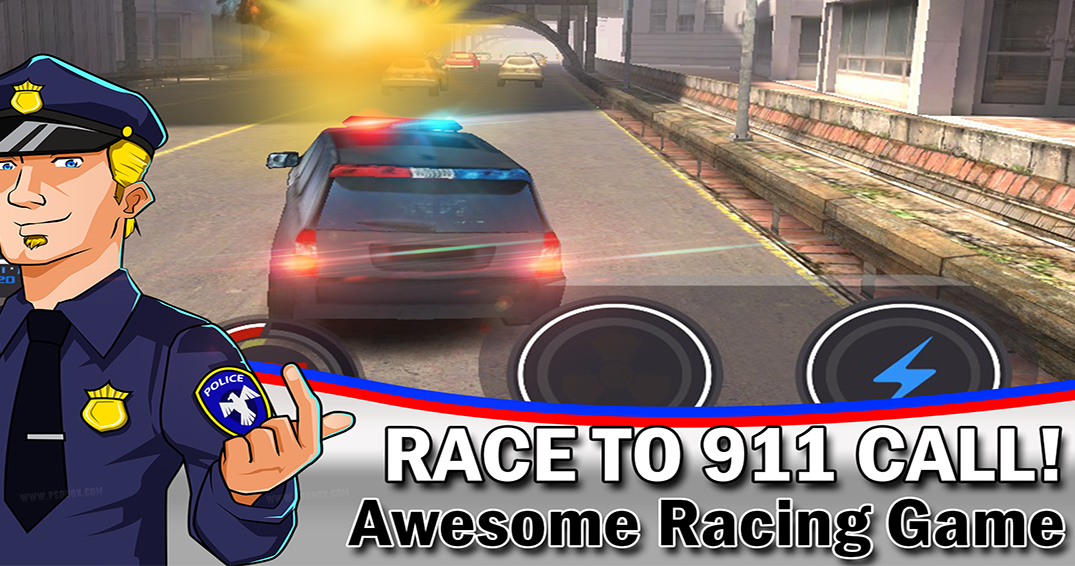 Cop Car Smash ! Police Racer Apk v1.0 Mod [Unlimited Coins]