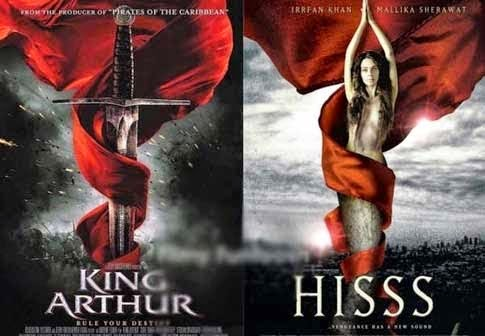 hiss poster copy from king arthur