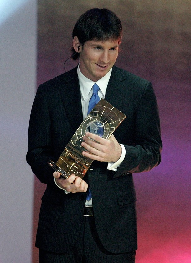 fifa player of the year 2006: