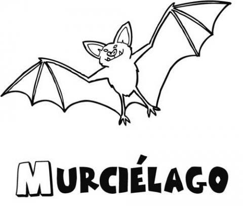 Dibujos de terror faciles imagui - Dibujos de murcielagos para ninos ...