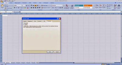 How to Lock Excel Cell With Formula and Without Formula in Microsoft Excel 3