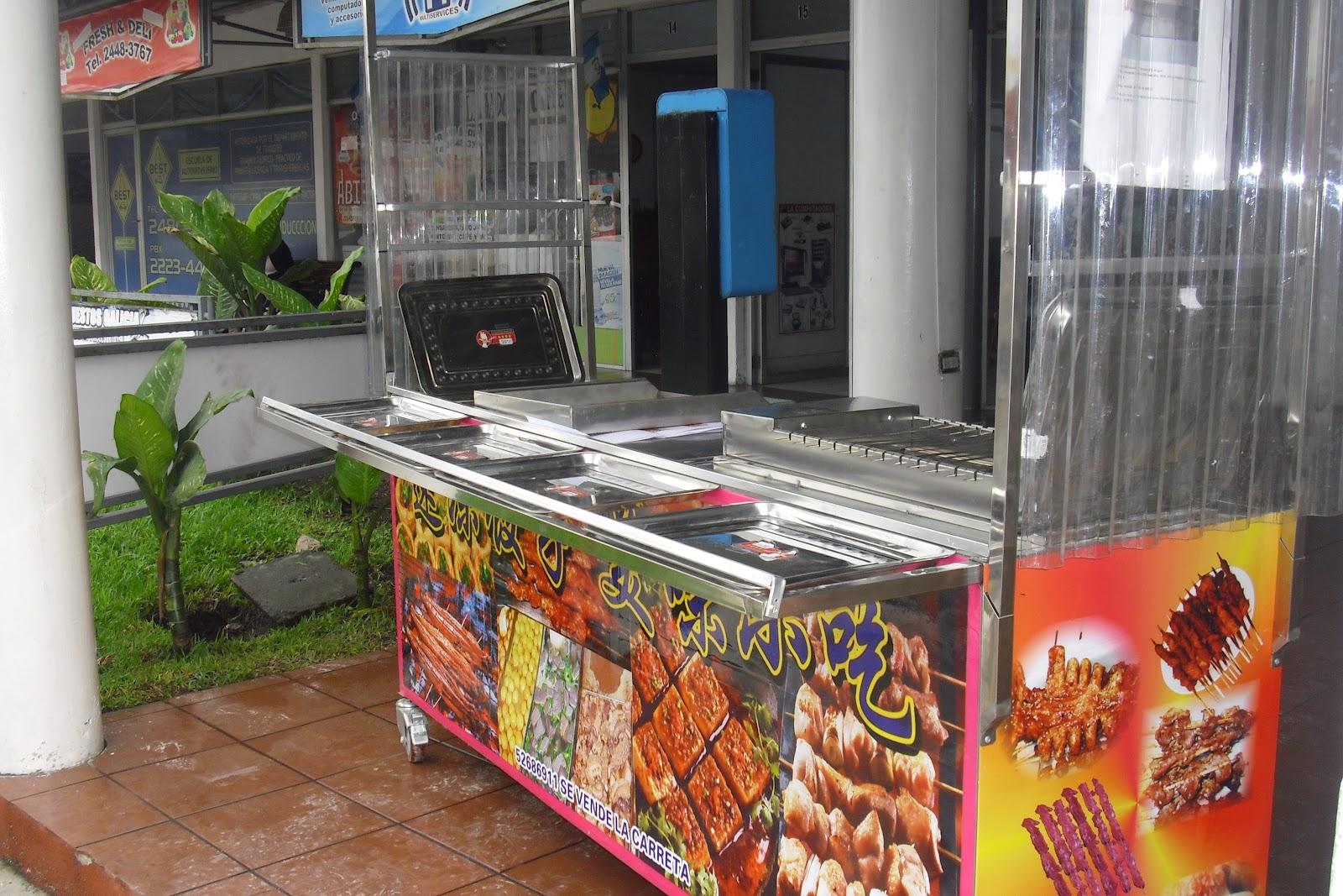 Venta de carretas chinas for Cocinar 12v