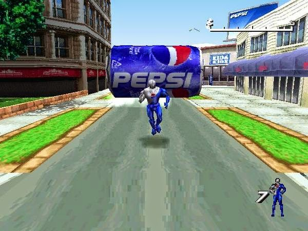 game gratis pepsi man