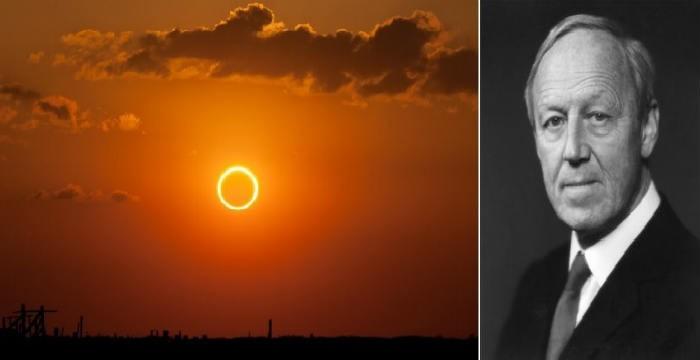 Ο άνθρωπος που ανακάλυψε την θερμότητα του Ηλίου αλλά … κανείς δεν τον πίστεψε