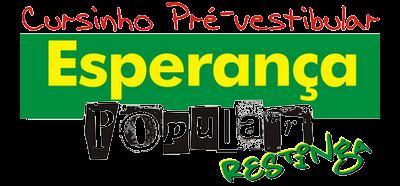Pré-Vestibular Esperança Popular Restinga