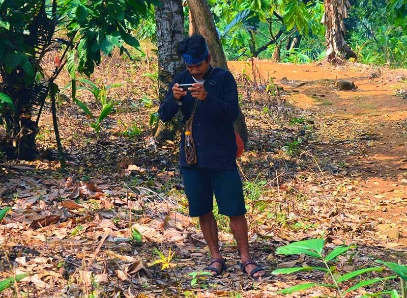 Kontak dan Informasi menuju Baduy