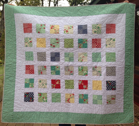 quilts just four