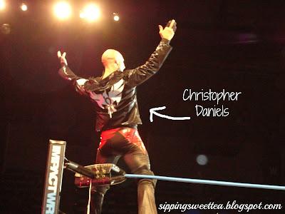 Impact Wrestling Christoper Daniels