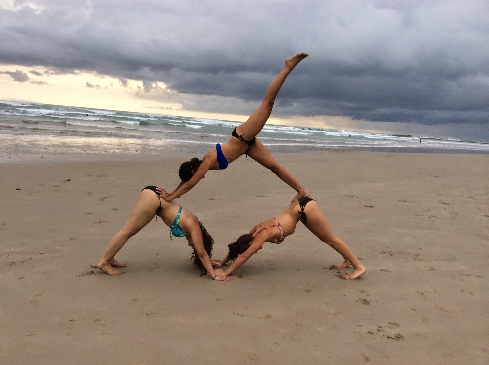 Soleil Yoga By Jessie June 2014