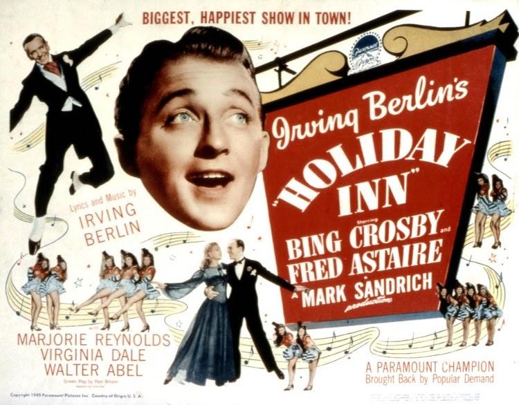 A Vintage Nerd, Vintage Blog, Holiday Musicals, Classic Film Blog, Old Hollywood Blog