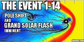 MICHAEL LOVE: DAS EVENT - DIE POLVERSCHIEBUNG GESCHIEHT - DER GROSSE SOLARBLITZ!