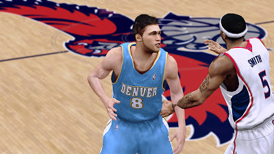 NBA 2K13 Danilo Gallinari Face NBA2K Update