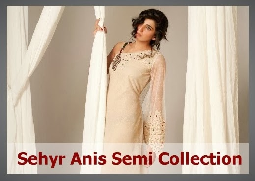 Sehyr Anis Semi Collection