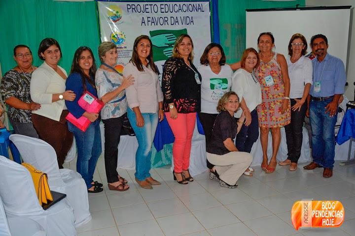 Secretaria de assistência Apresenta Projeto Educacional a favor da vida.