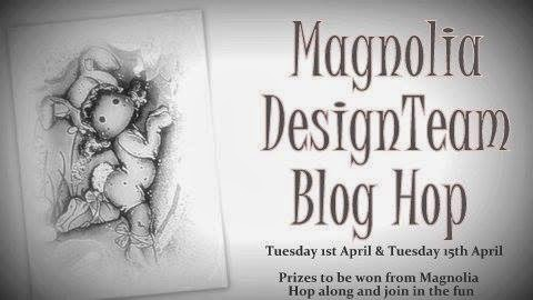 Magnolia Design Team Blog Hop