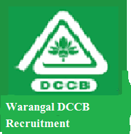 Warangal DCCB Recruitment 2015