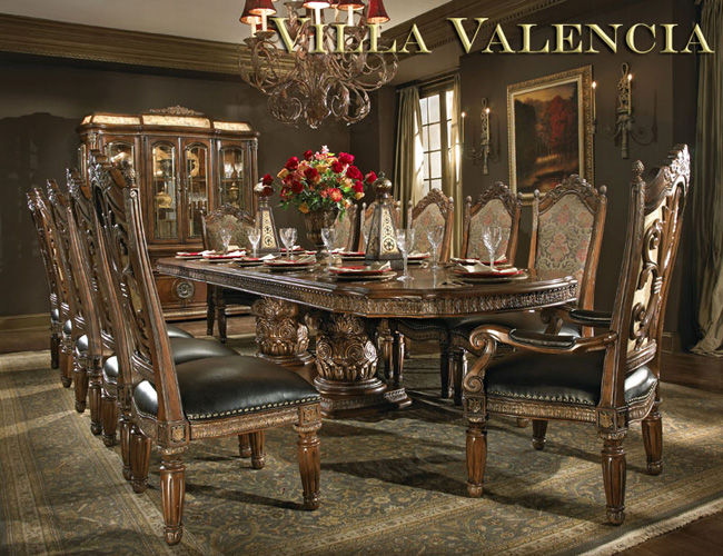 Traditional dining room furniture furniture for Breakfast room furniture