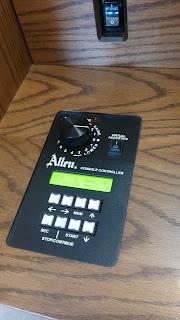 Allen console controller