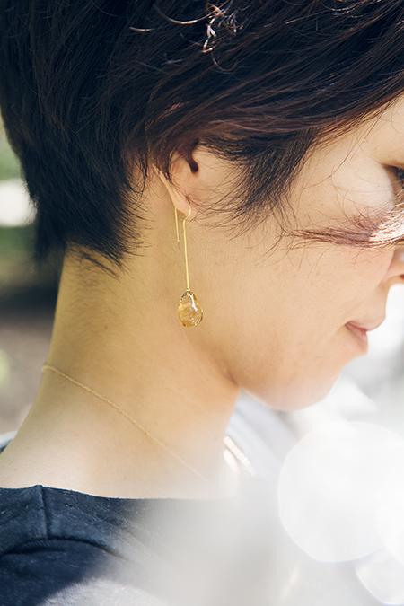 SU スウ jewelry ジュエリー ピアス