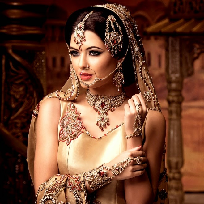 Full Bridal Jewellery Set Fashion