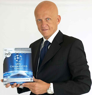 Pierluigi Collina-The Best Soccer Referee in the World