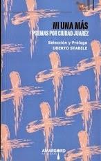 Ni una más. Poemas por Ciudad Juárez