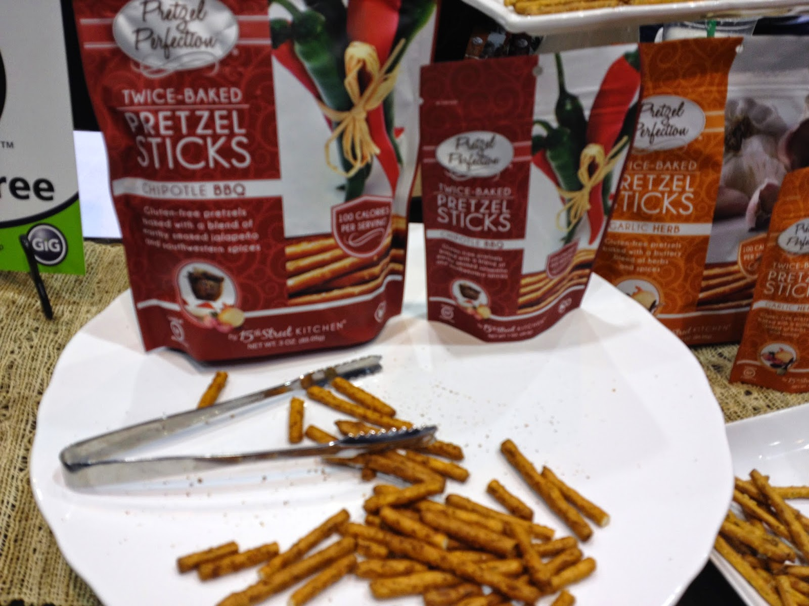 Pretezel Perfections Chiplote BBQ Pretzel Sticks