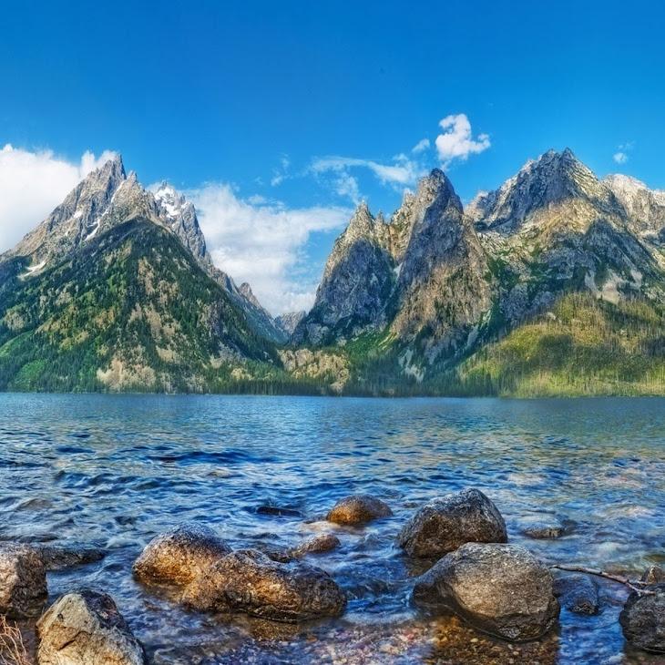 Beautiful Grand Teton Pictures