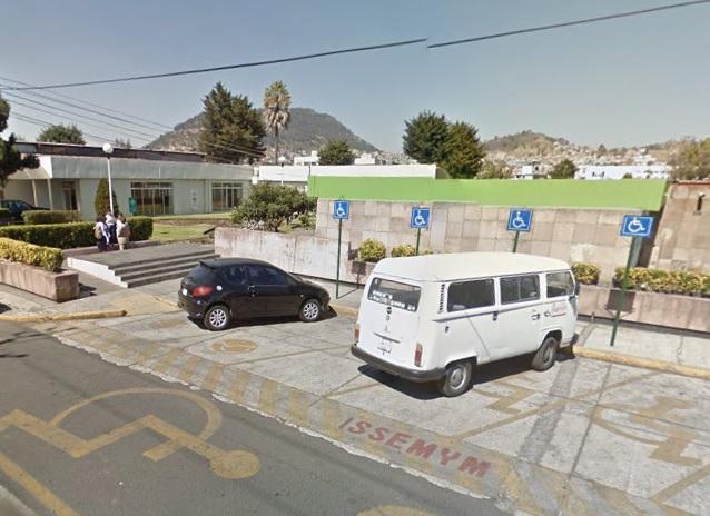 Estacionamiento pensionados